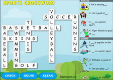 Sports Words
