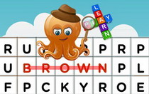 Colors Interactive Word Find