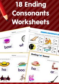 ending-consonants