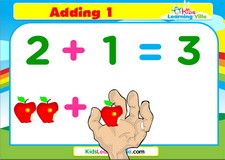 Adding 1