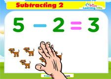 Subtract 2