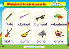 Music vocabulary video