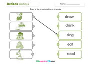 Actions matching 2