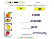 Fruits a an 2