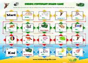 Ending consonants croc game