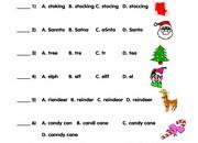 Christmas-Spelling