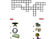 Furniture-Crossword