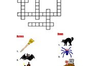 Halloween-Words-Crossword
