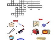 Kitchen-Crossword