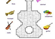 Music-Wordsearch