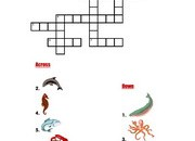 Sea-Animals-Crossword