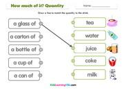 drinks-quantity