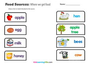 food-sources