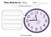 time-quarter-to-writing