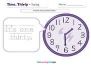 time-thirty-tracing