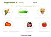 vegetables2-writing
