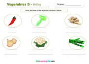 vegetables3-writing