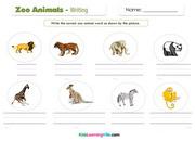 zoo-animals-writing