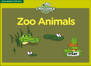 Comparatives and Superlatives, Zoo Animals Vocabulary, Grammar ESL Interactive Board Game