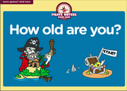 Age, How old, ESL Interactive Board Game