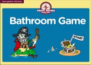 Bathroom Vocabulary ESL Vocabulary Grammar Interactive Pirate Waters Board Game