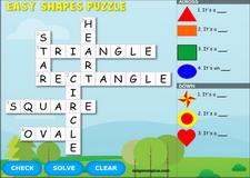 Shapes Vocabulary