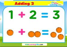 Adding 2