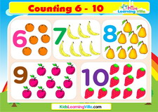 Counting to 10