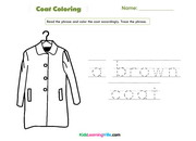 Coat coloring