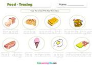 Food tracing