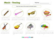 Music tracing