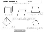 Shapes 3